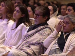 Bachchans And Kapoors Got Emotional At Ritu Nanda's Prayer Meet
