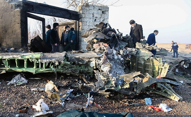 Iran To Pay $1,50,000 To Families Of Victims Killed In Ukraine Plane Crash
