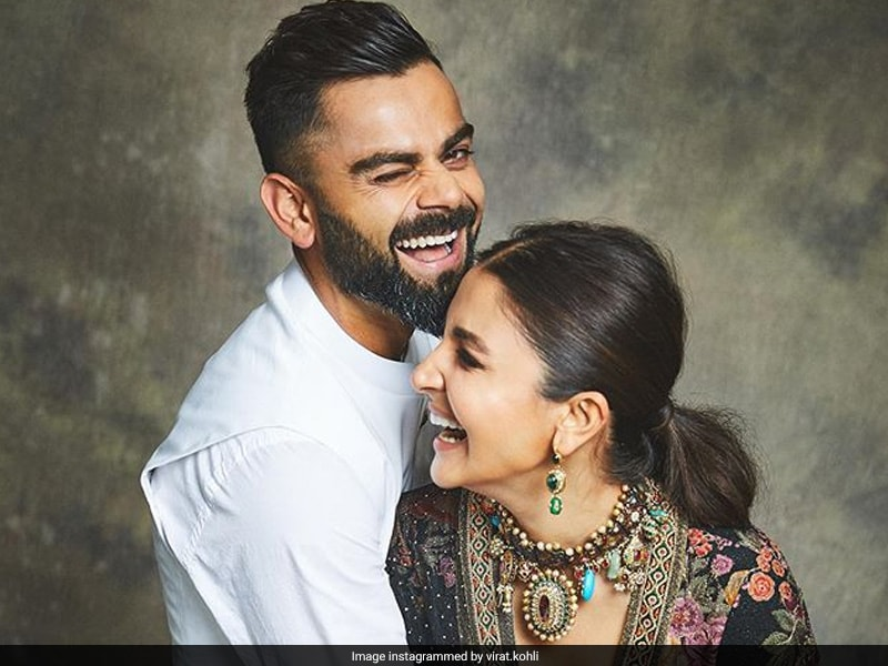 "Virat Kohli Reveals What Makes Him And Anushka Sharma Smile, Shares ""Unnoticed"" Beauty"