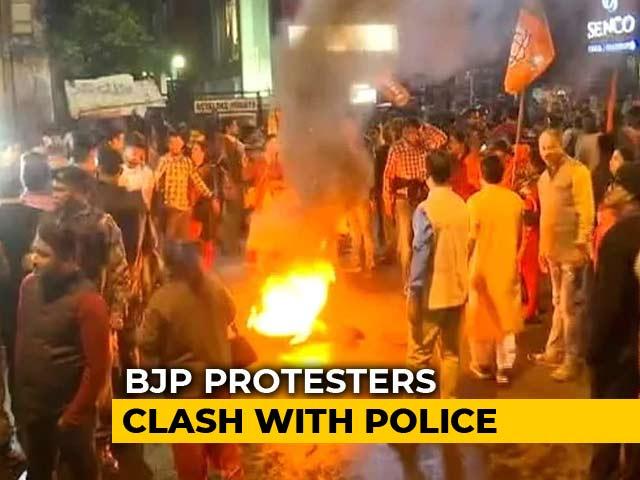 Video : Jadavpur University Students, BJP Activists Face-Off Over JNU In Kolkata
