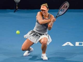 Former Champion Angelique Kerber Suffers Australian Open Injury Setback
