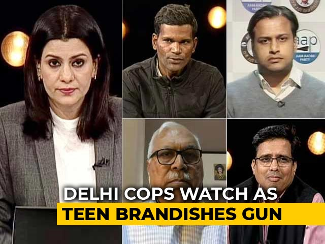 Video : Teen Opens Fire At Jamia: Consequence Of Hate Speech?