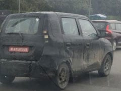 Maruti Suzuki XL5 Hatchback Spotted Testing In India