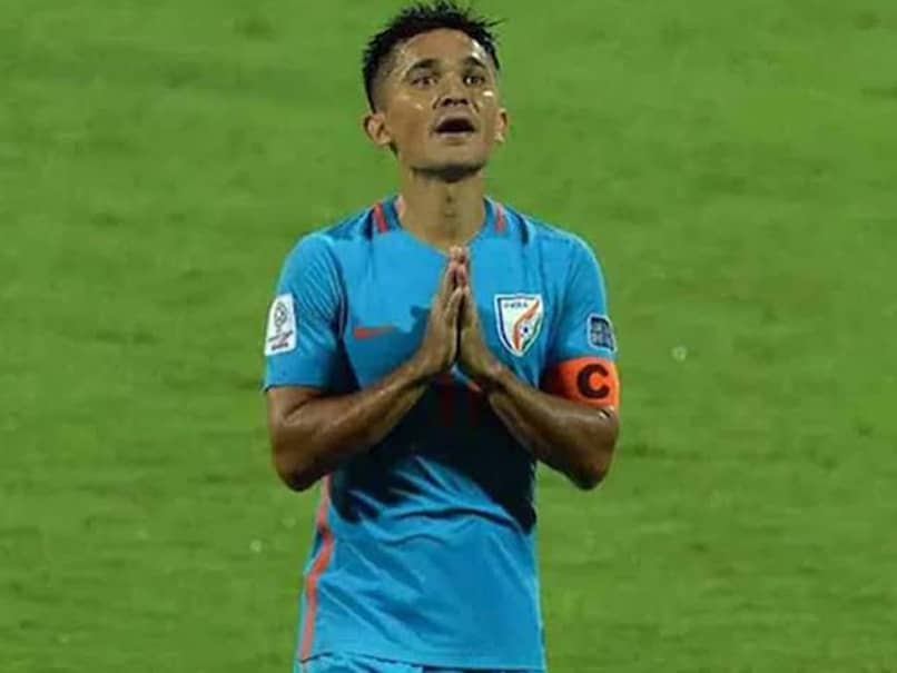 Sunil Chhetri Joins Lionel Messi And Others For FIFAs Campaign Against COVID-19
