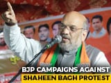Video : BJP's New Plan To Turn Shaheen Bagh Protest Into Delhi Poll Weapon