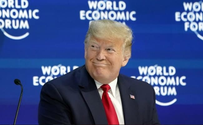 '...No Better Place Than US': Trump Lauds His Economic Initiatives In Davos