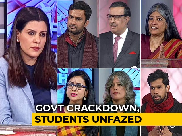 Video: Are Students The New Opposition?