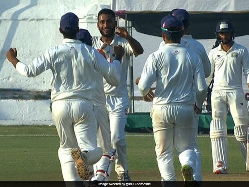 Ranji Trophy: Akash Deep, Manoj Tiwary Star As Bengal Thrash Hyderabad In 3 Days