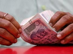 Rupee Dives 104 Paise To Close At 73.47 Against Dollar Amid Weak Domestic Equities