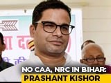 Video : With Thank You Tweet To Rahul Gandhi, Prashant Kishor Takes On BJP Again