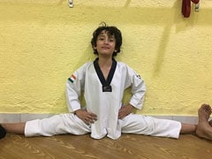 Meet The 'Little Karate Kid' Who Made Sanjay Dutt Proud