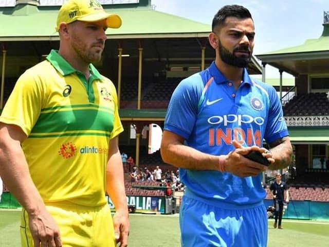 India vs Australia, 1st ODI Live Score, IND vs AUS Live Match Updates: India Face Stiff Australian Challenge In Series Opener