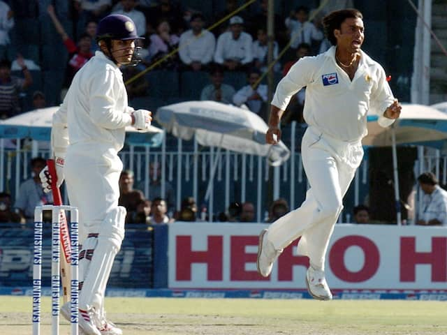 """""""Have More Money Than Hair On His Head"""": Shoaib Akhtar Takes Nasty Dig At Virender Sehwag"""