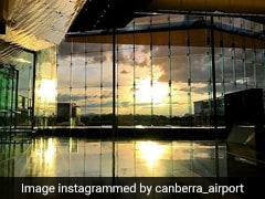 Australia's Canberra Airport Closed As Bushfires Flare Anew
