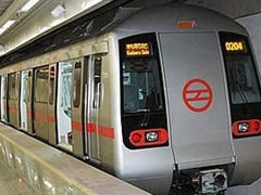 Delhi Metro Working On Protocols For Social Distancing, Other Safety Norms