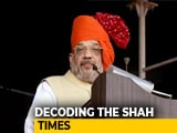 Video : Amit Shah As BJP Chief: A Look At His Legacy