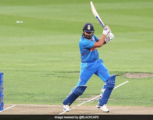 Rohit Sharma's Super Over Heroics Hand India 1st  T20I Series Win In NZ