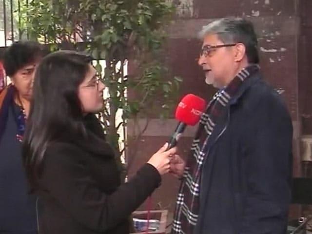 Video : JNU Vice-Chancellor Needs To Take Responsibility: Professor On Violence