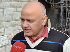 Give Us Police For 2 Days, Will Hang Nirbhaya Convicts: Manish Sisodia