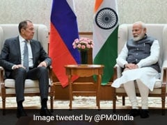 PM Modi Meets Russian Foreign Minister, Discusses Bilateral Ties