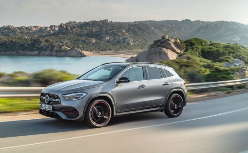 Customers can book the new-gen Mercedes-Benz GLA for a token of Rs. 1 lakh