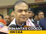 Video : 'Proof Of Religious Persecution Not Possible But...': BJP's Himanta Sarma