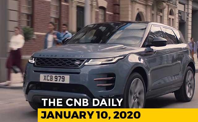 Video : 2020 Royal Enfield Himalyan, Range Rover Evoque Launch, Mahindra eKUV100