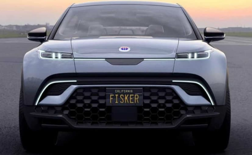 Fisker Ocean is the newest electric SUV with 480km range