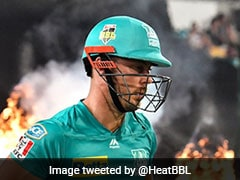 """Was A Trainwreck"": Chris Lynn Fumes After Brisbane Heat"