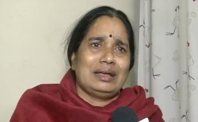 'Tactic To Delay Execution': Nirbhaya's Mother On Convict Claiming He Is Juvenile