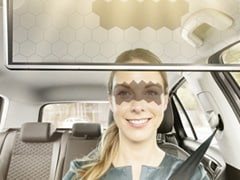 CES 2020: Bosch Reinvents The 95-Year Old Sunvisor