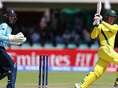 Under-19 World Cup: Australia Deliver Knock-Out Blow To England