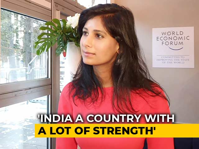 Video : 'India Needs Investment': IMF's Gita Gopinath On Snub To Jeff Bezos