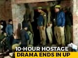 Video : Wife Of UP Hostage-Taker Stoned To Death After Cops Kill Him