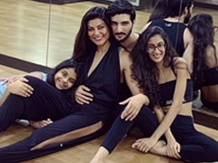 When Sushmita Sen And Rohman Shawl Swapped Weights For Renee And Alisah