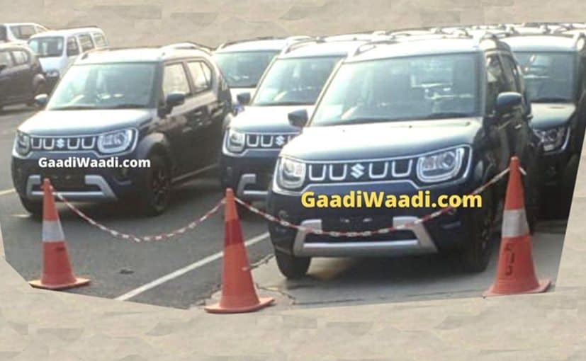 The upcoming 2020 Maruti Suzuki Ignis will come with several cosmetic updates and new features