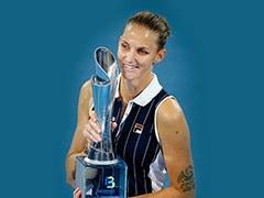 Karolina Pliskova Fires Australian Open Warning By Clinching Brisbane International Title