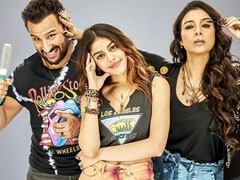 Jawaani Jaaneman Movie Review: Saif Ali Khan, Alaya Keep You Glued In This Bright, Happy Film