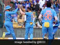 India vs Australia 3rd ODI Live Score: Steve Smith, Marnus Labuschagne Steady Australia After Early Setbacks