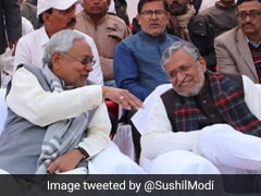"""Is That A Letter?"" Nitish Kumar's Cutting Message For Aide Pavan Varma"