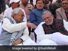 लालू जेल से कर रहे फोन, NDA विधायकों को दे रहे मंत्री पद का प्रलोभन : सुशील मोदी