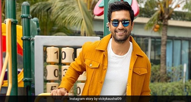 Vicky Kaushal Is All For Eating Healthy Food And Here's Proof