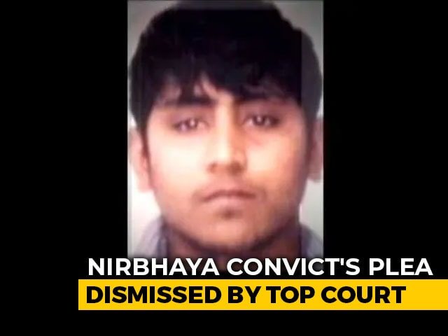 Video : Nirbhaya Case: Convict's Claim He Was A Minor Dismissed By Supreme Court