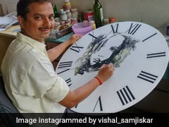Meet The Swiggy Delivery Executive Viral On Twitter For His Artwork