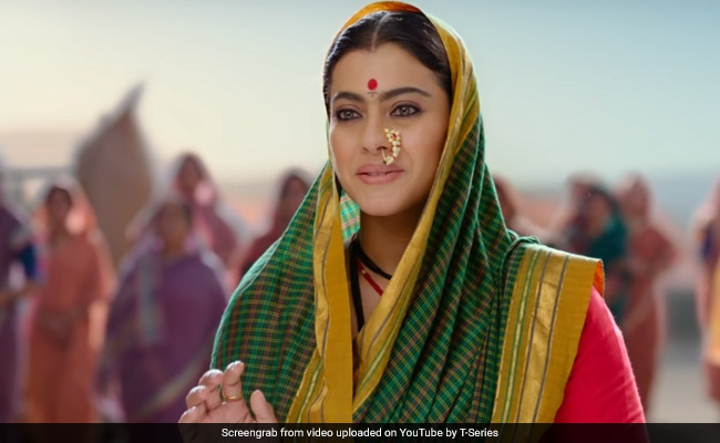 Kajol's Reaction To Tanhaji Audience Giving Up Seats For Kids With Cancer