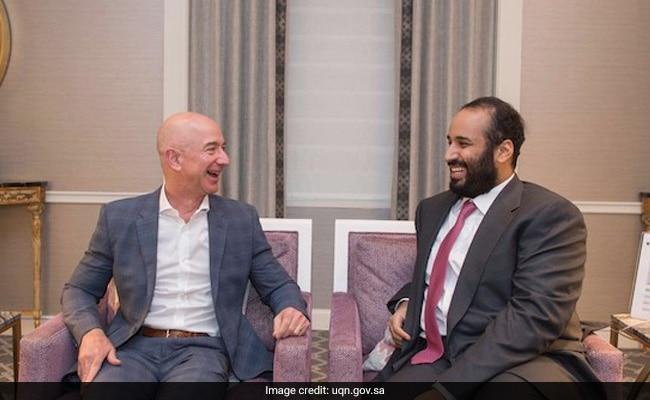 Saudi Crown Prince Hacked Jeff Bezos's Phone: Report