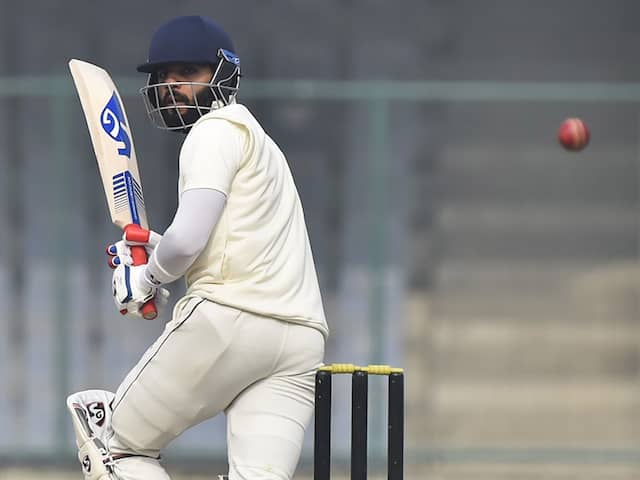 Ranji Trophy: Dhruv Shorey, Nitish Ranas Fifties Help Delhi Recover From Early Blows Against Punjab