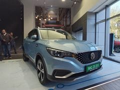 MG ZS EV Launched In India; Prices Start At Rs. 20.88 lakh
