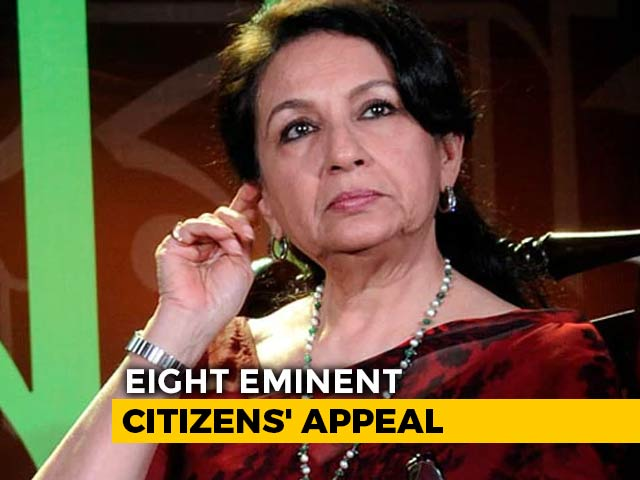 Video : Former Judge, Sharmila Tagore, 6 Others' Open Letter On Constitution