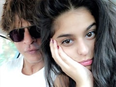 Viral: SRK's Response To Young Suhana's 'What's Our Religion' Question